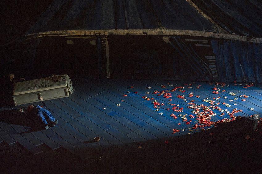 Спектакль «Тристан и Изольда» Р. Вагнера в Театре «Новая Опера» фото 2
