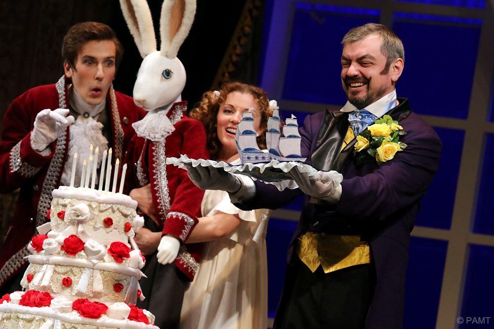 Спектакль «Кролик Эдвард» в РАМТе фото 5