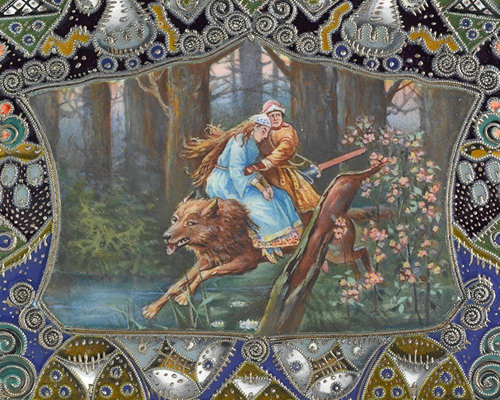 Семейный квест «Под крылом птицы Сирин»