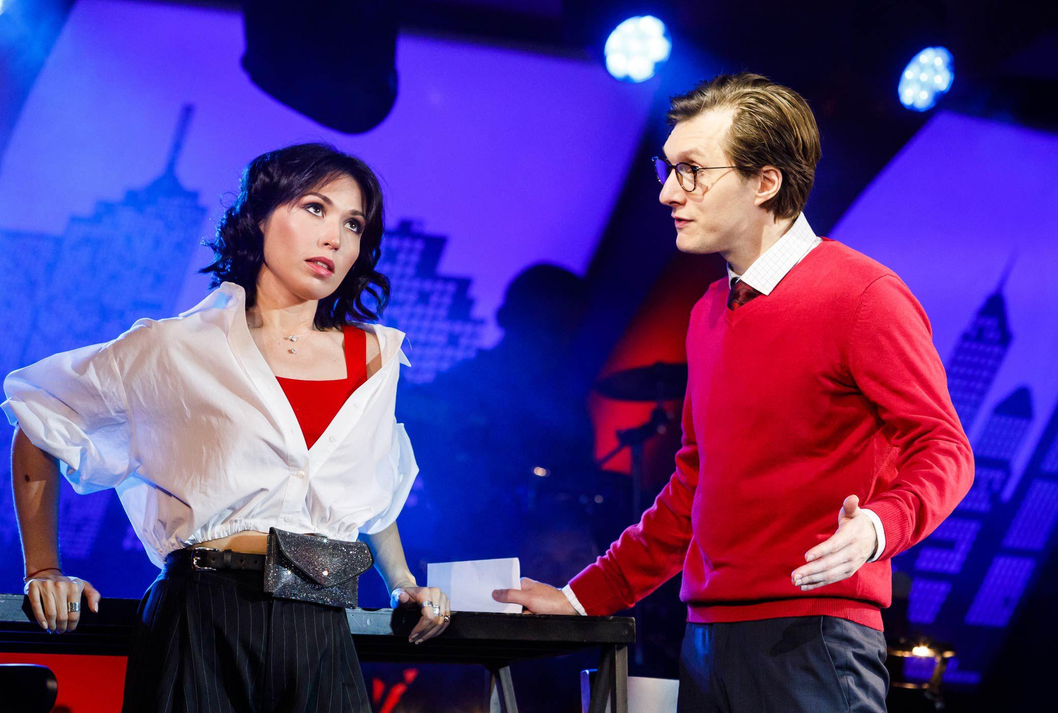 Мюзикл за столиками «День влюблённых» в Театре МДМ фото 1