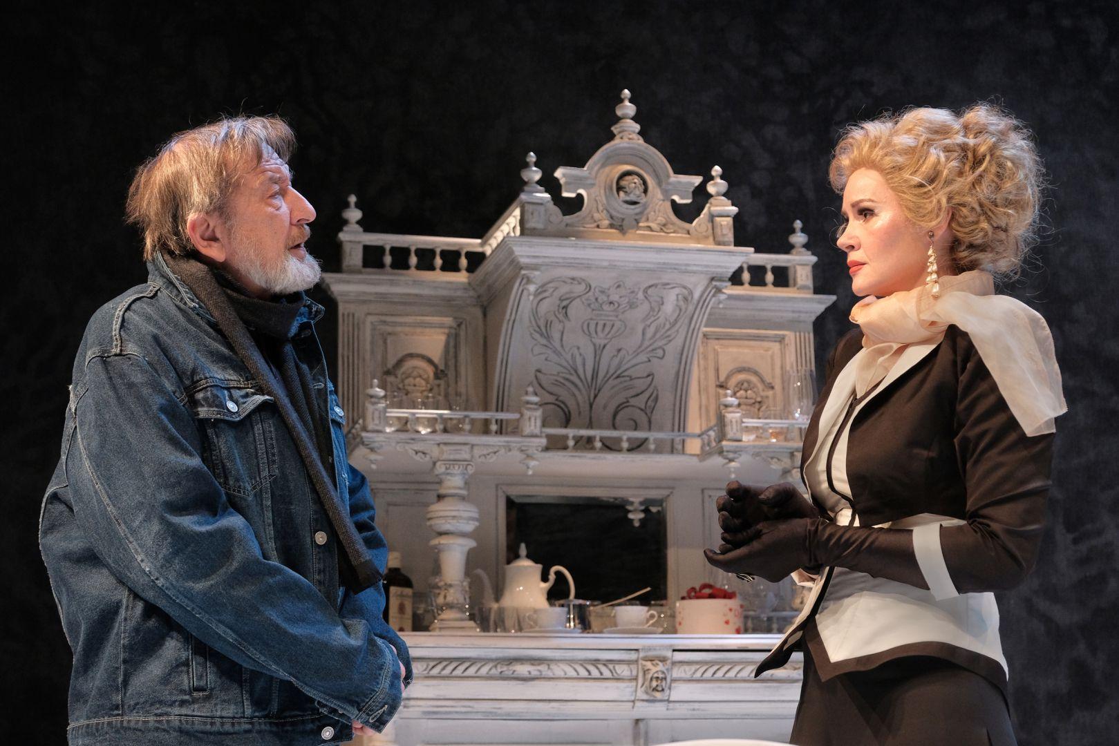 Спектакль «Утро туманное» в театре Et Cetera фото 1