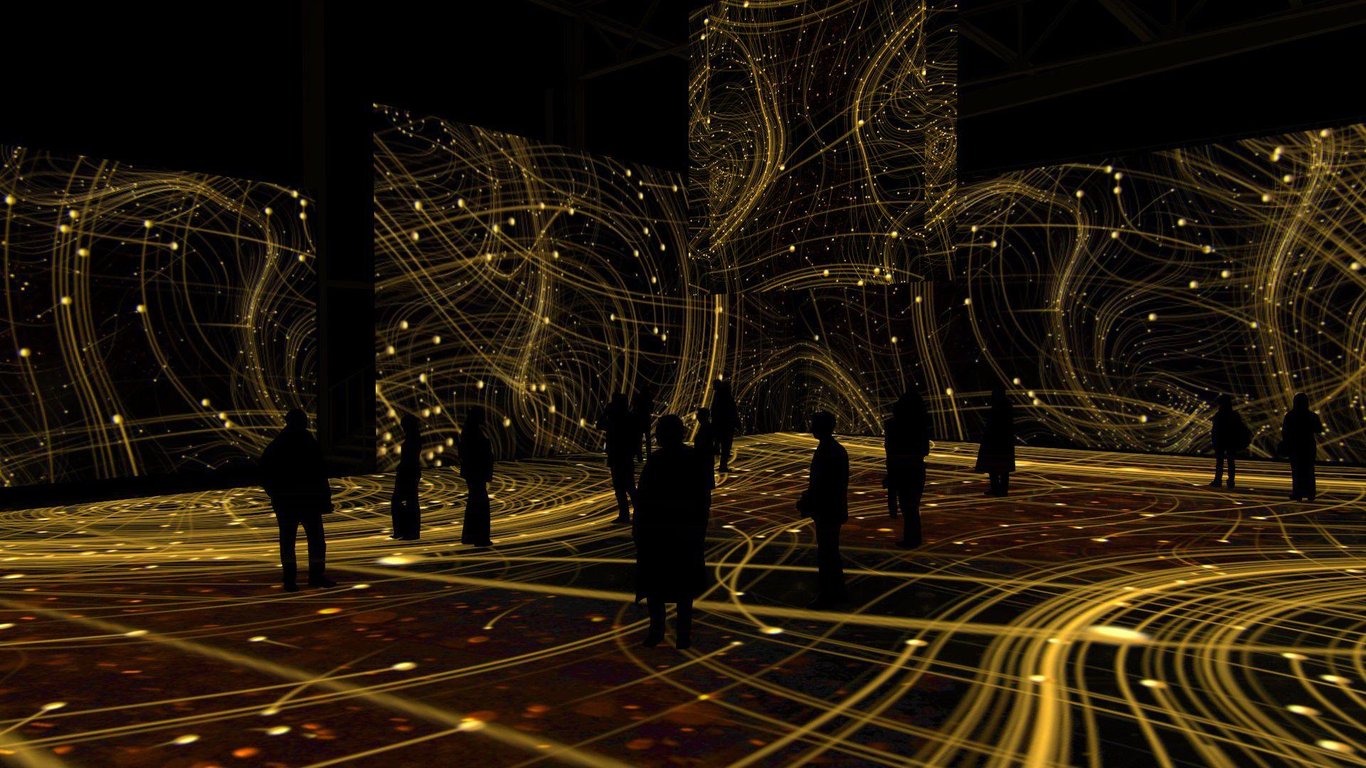 Мультимедийная выставка «Густав Климт. Золото модерна» фото 4