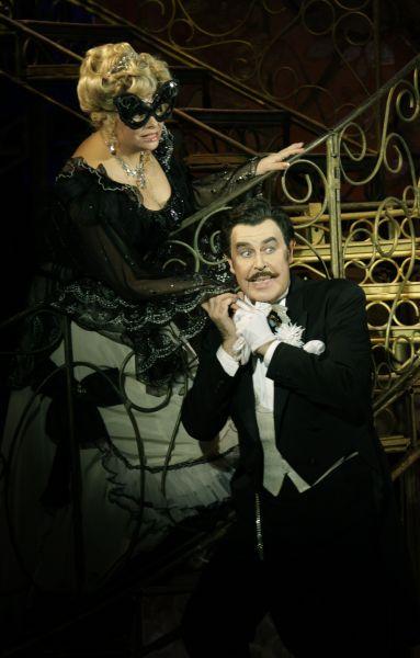 Спектакль «Летучая мышь» в Театре «Московская оперетта» фото 4
