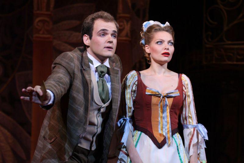 Спектакль «Летучая мышь» в Театре «Московская оперетта» фото 3