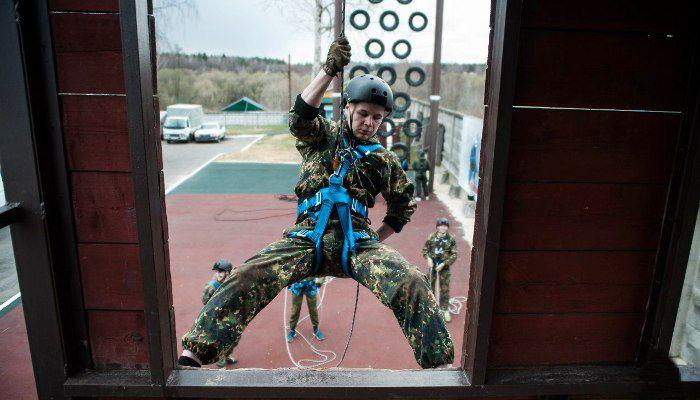 Тренинг-курс «Один день в спецназе» фото 2