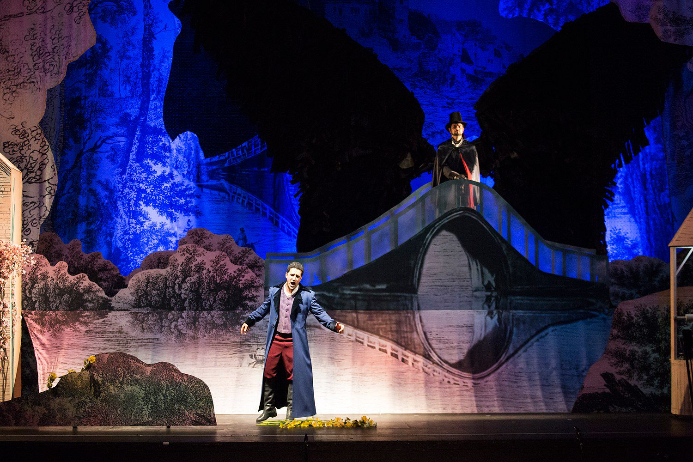Опера «Фауст» в Театре «Новая опера» фото 9