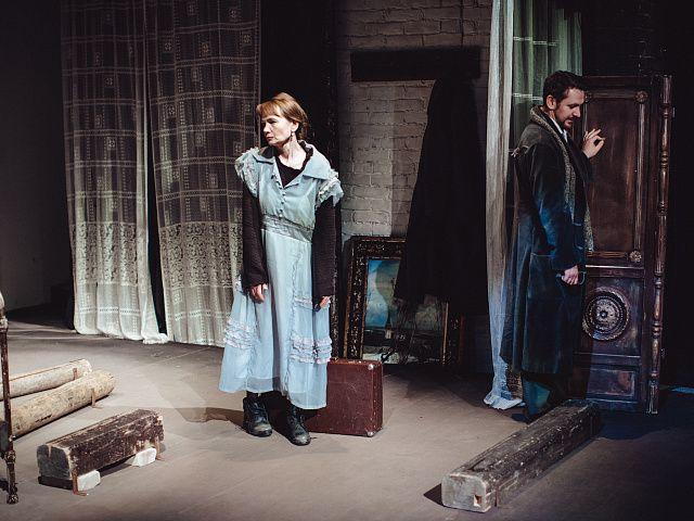 Спектакль «Вишнёвый сад» в театре «Около дома Станиславского» фото 4