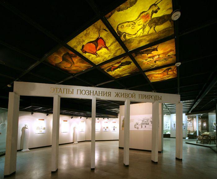 Постоянная экспозиция Дарвиновского музея «Этапы познания живой природы» фото 2