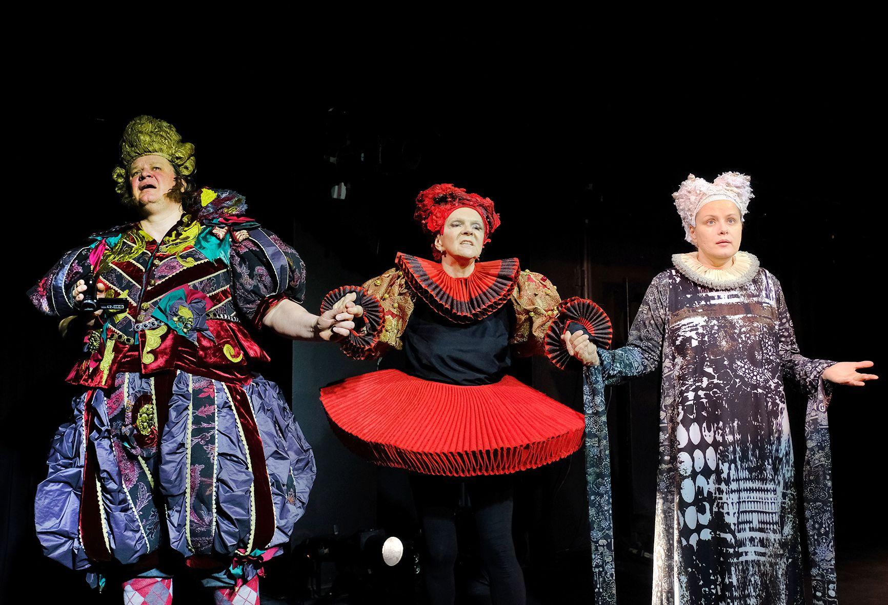 Спектакль «Любовный напиток» в Театре Et Cetera фото 4