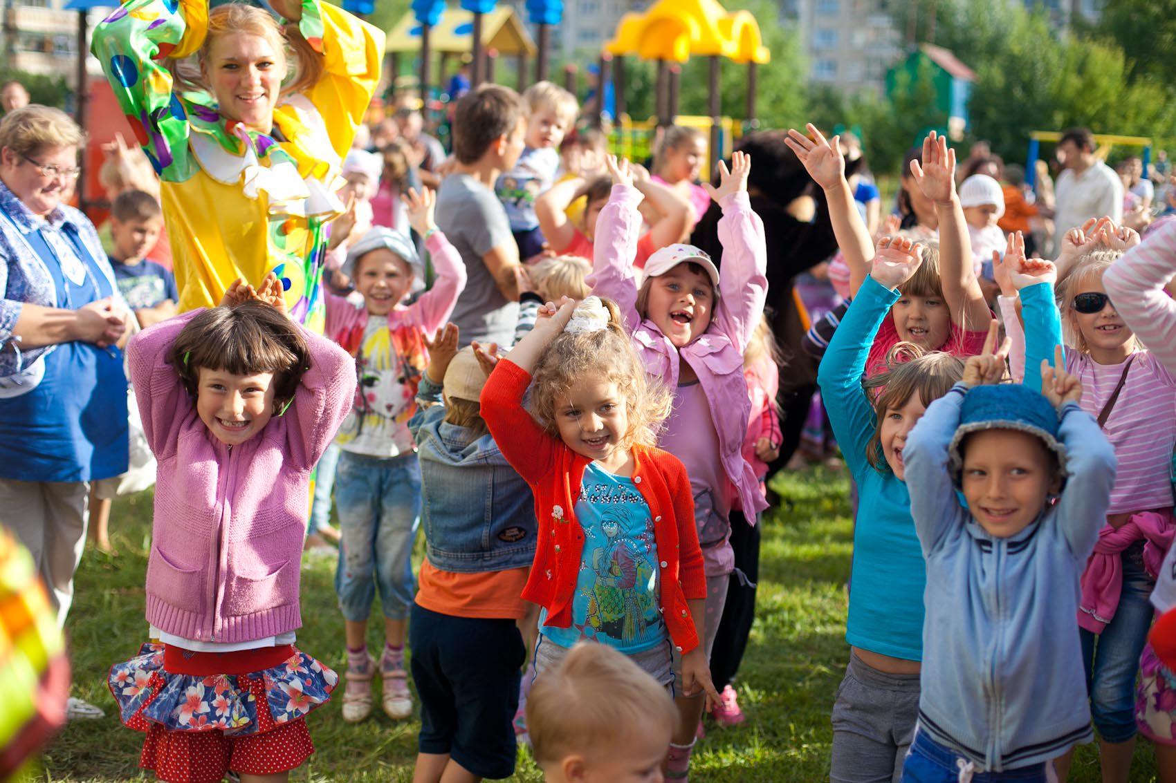 Детский летний праздник ко дню россии аниматоры для детей 8-я Соколиной Горы улица