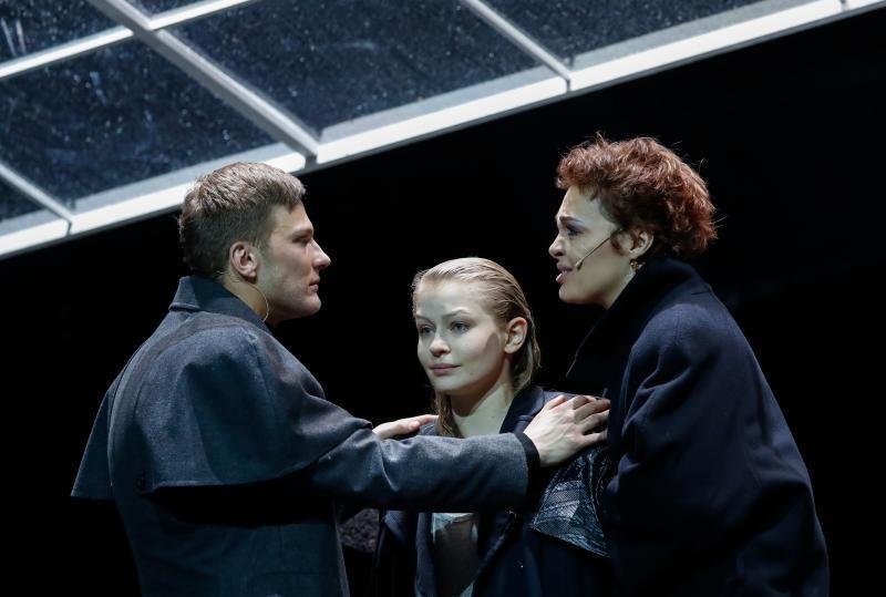 Спектакль «ГрозаГроза» в Театре Наций фото 5