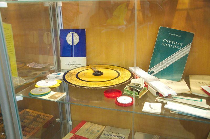 Постоянная экспозиция в Музее истории вычислительной техники фото 6