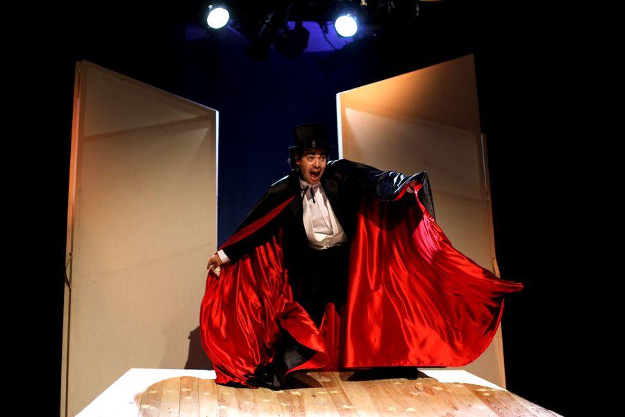 Спектакль «Старик Хоттабыч» в постановке Театра «Эрмитаж» фото 3