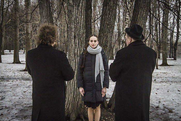 Спектакль «Молоко» в «Гоголь-центре» фото 2