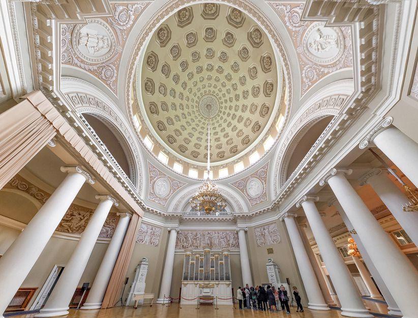 Органные концерты в Таврическом дворце фото 1