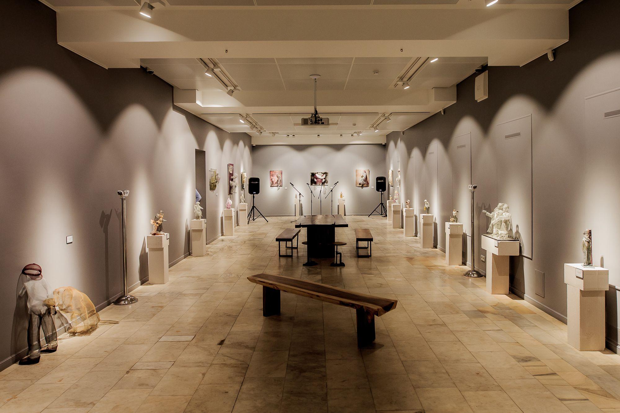 Выставка «Гамарджоба! Кети Мелкадзе» фото 3