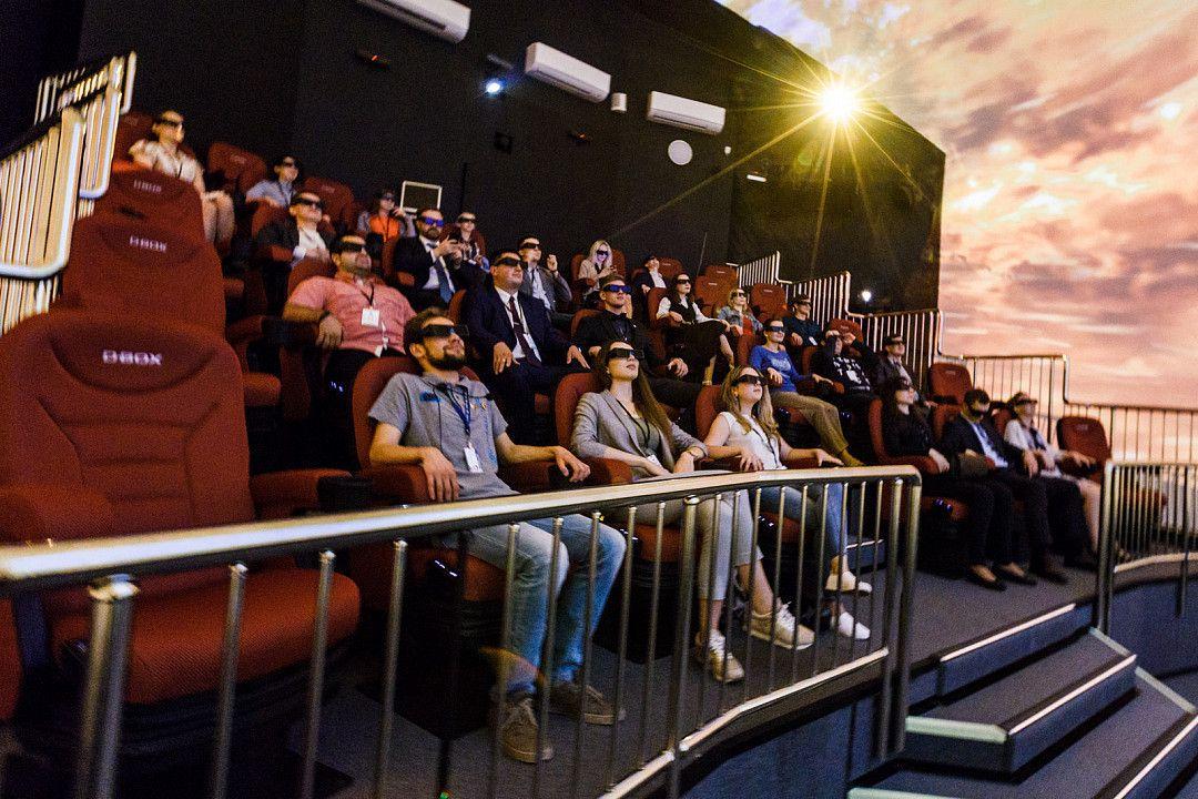 5D-кинотеатр «Космическая сфера» фото 2