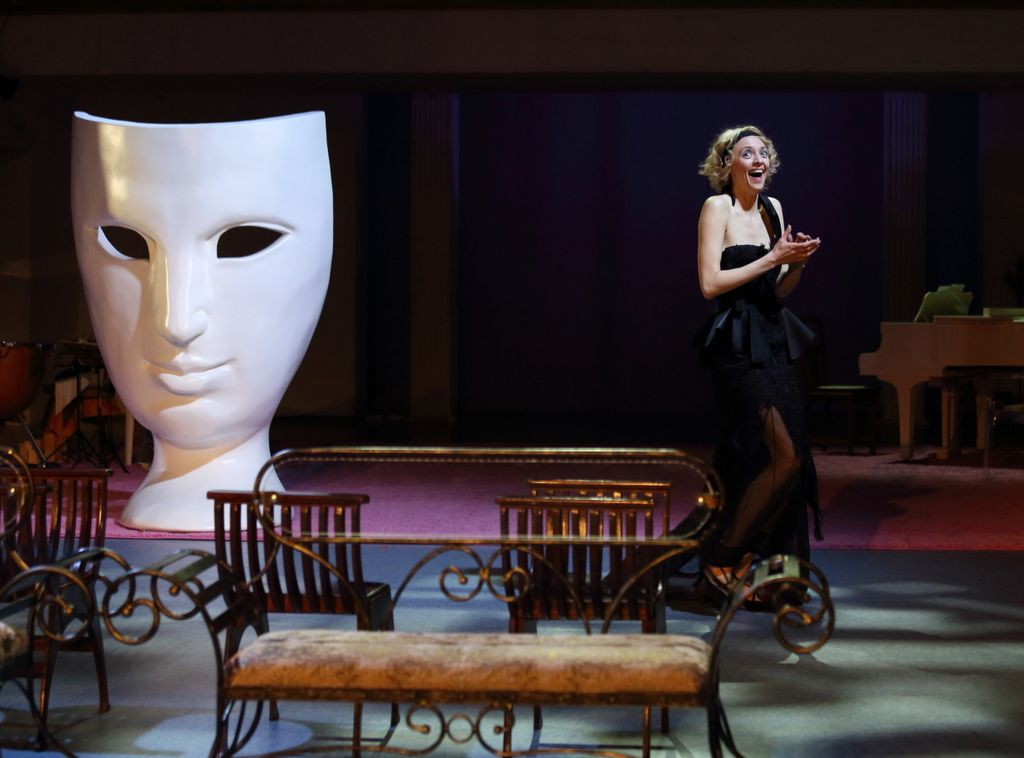 Спектакль «Горе от ума. Московские сны» в Театре «Школа драматического искусства» фото 5