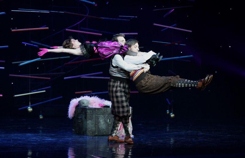 Спектакль «Grand канкан» в Театре «Московская оперетта» фото 4