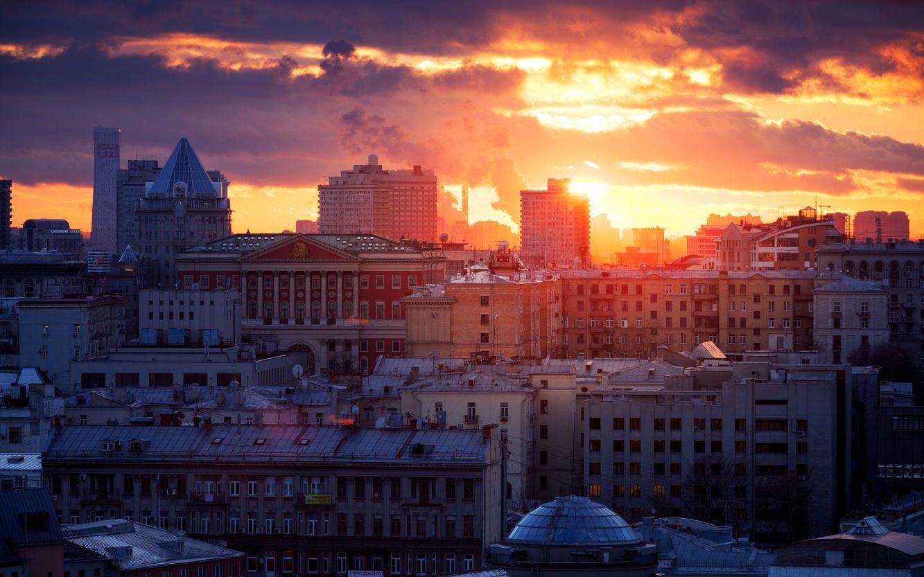 Экскурсия по крышам Москвы: «А из нашего окна Площадь Красная видна» фото 2