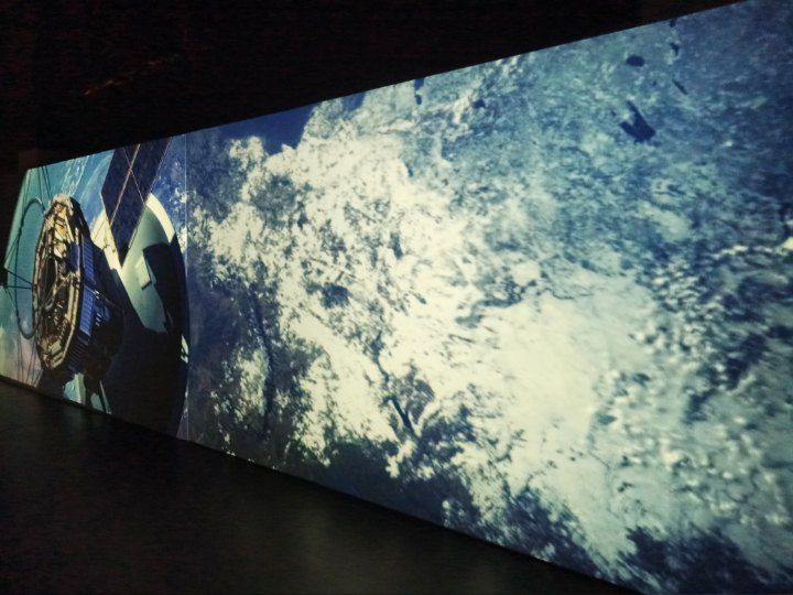 Мультимедийная выставка «Космос: от Галилея до Илона Маска» фото 5