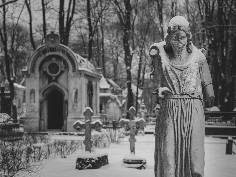 Экскурсия по Новодевичьему монастырю фото 6