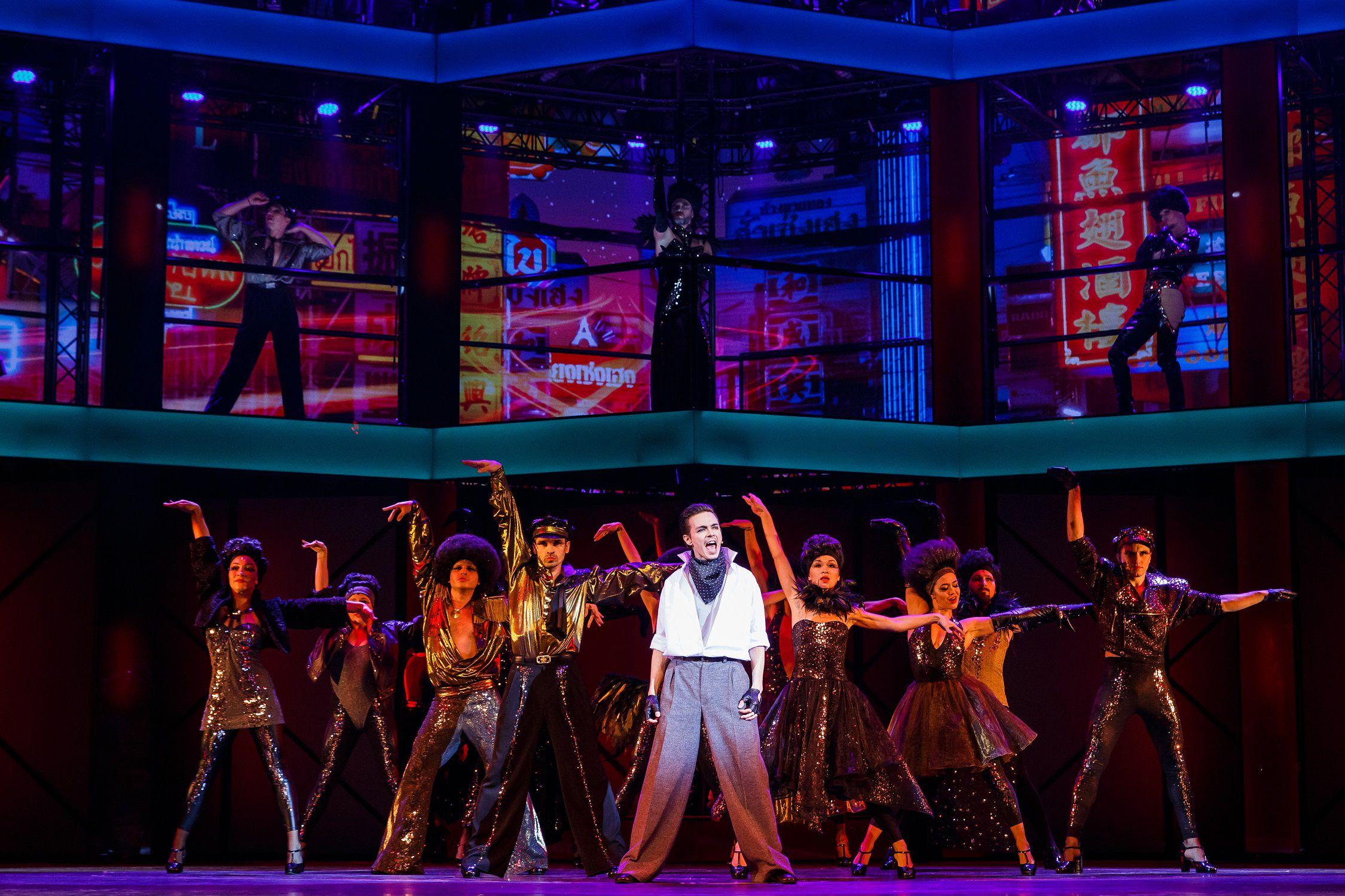 Мюзикл «Шахматы» в Театре МДМ фото 2
