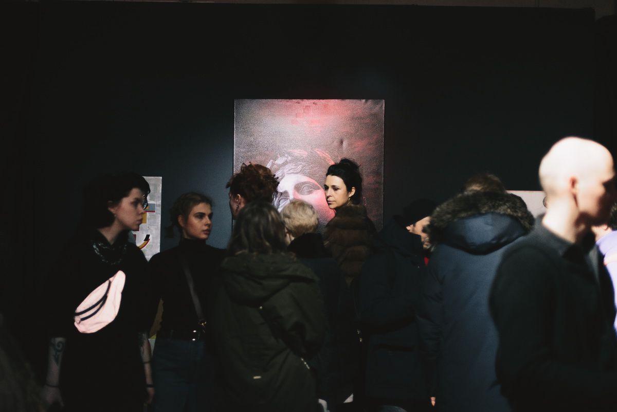 Выставка «АРТ НА ВСЁ» фото 3