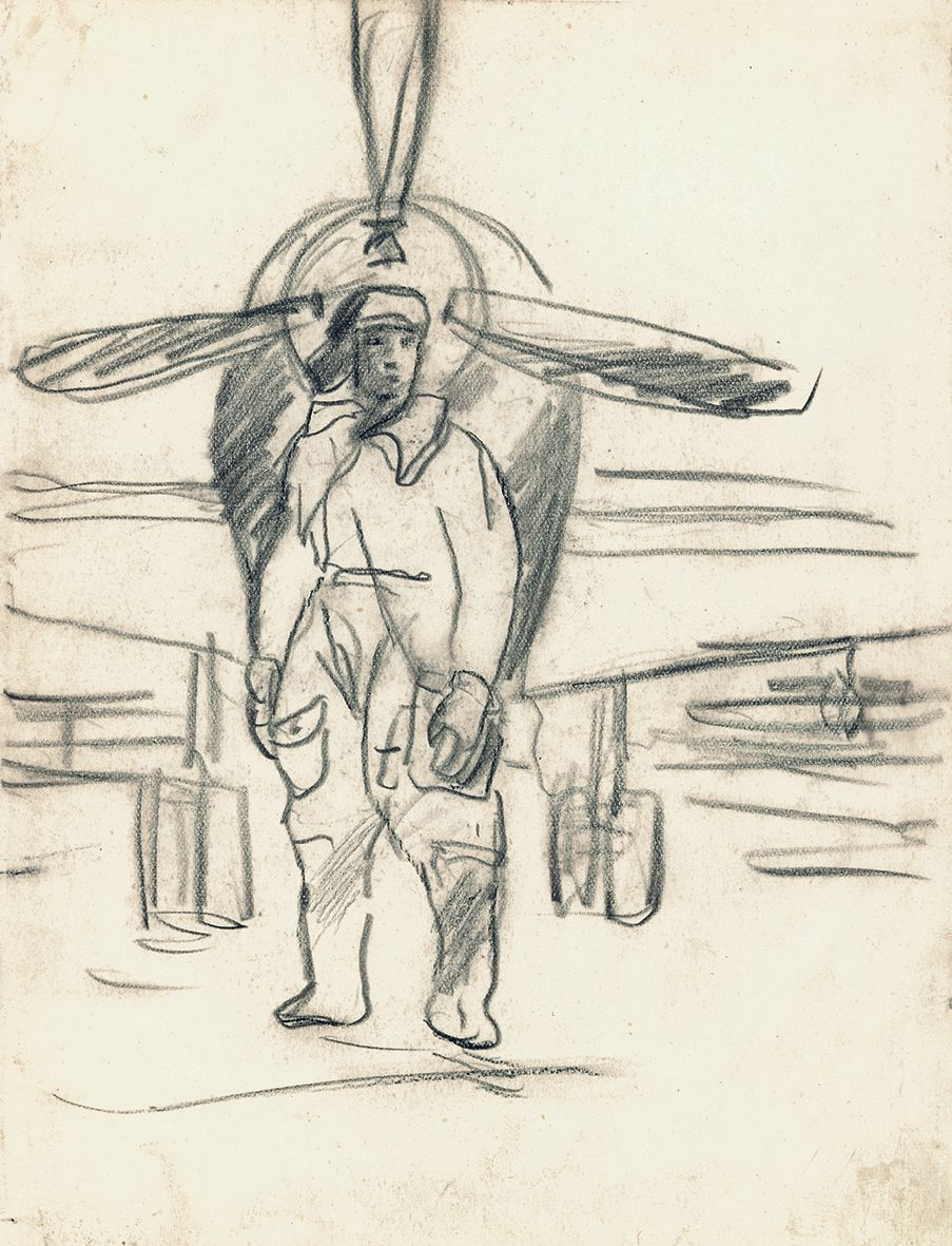 Выставка «Портрет войны в трёх измерениях» фото 5