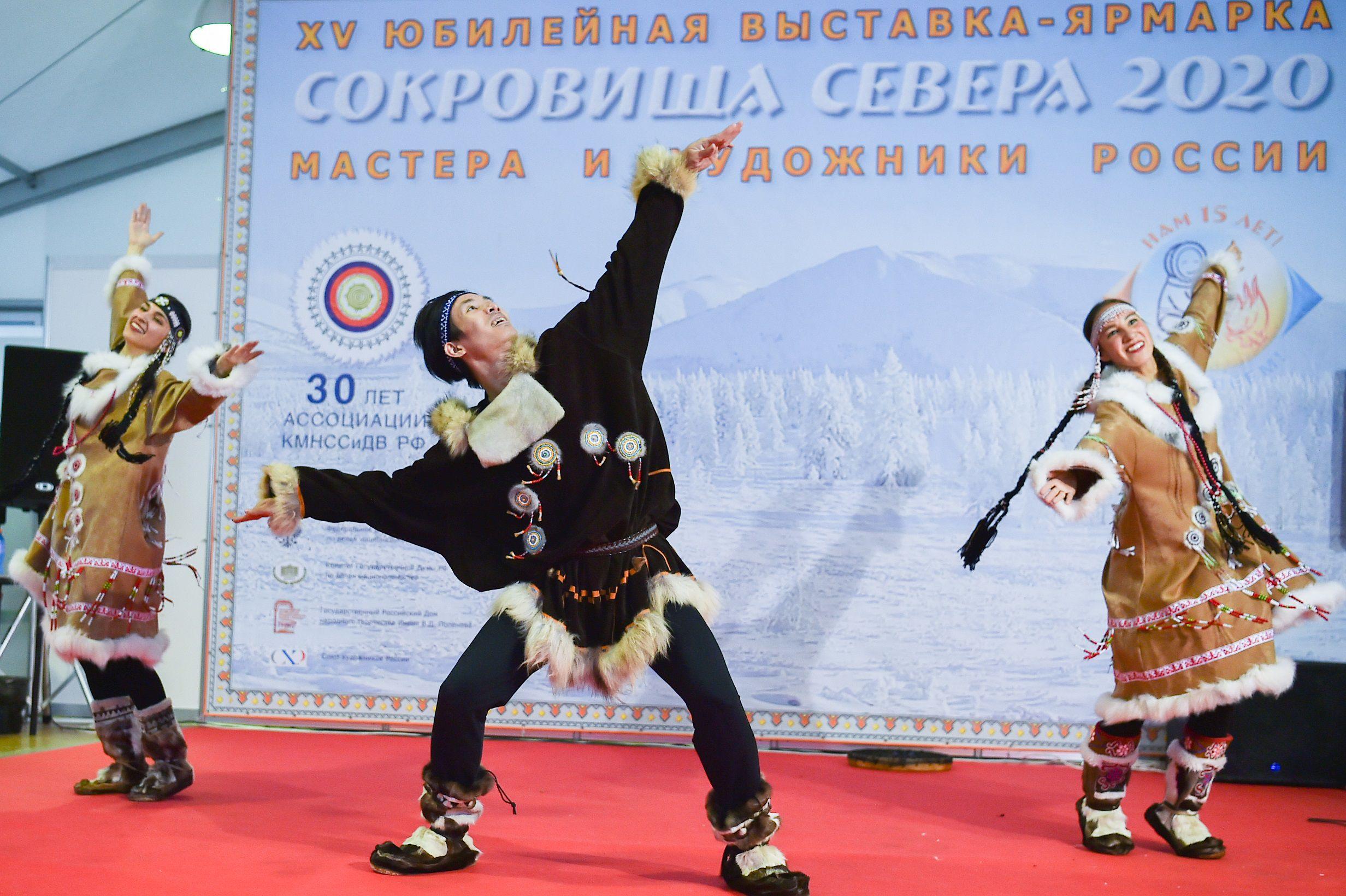 Выставка-ярмарка «Сокровища Севера. Мастера и художники России 2021» фото 13
