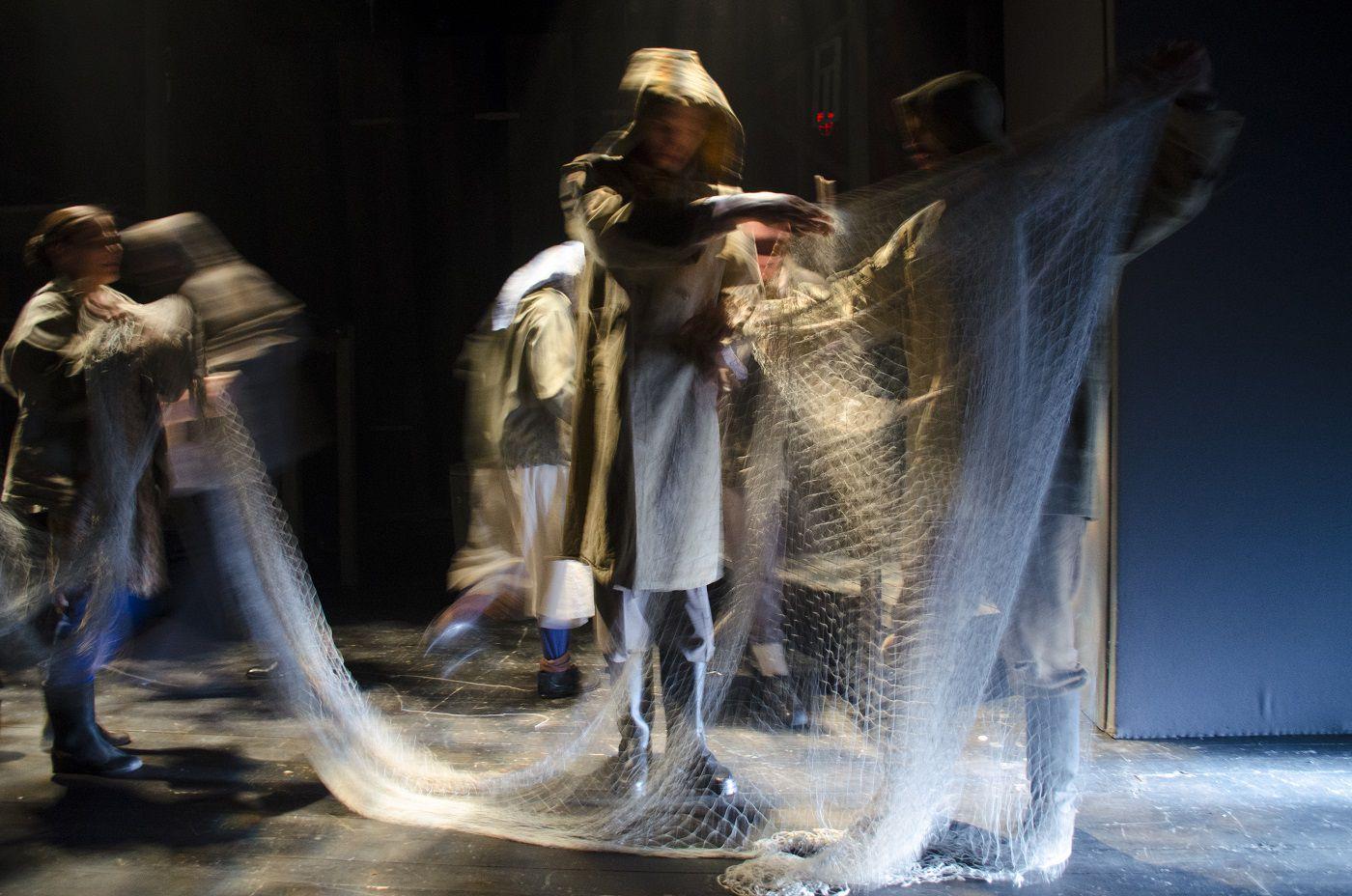 Спектакль «Проклятый север» вТеатре «Мастерская Петра Фоменко» фото 3