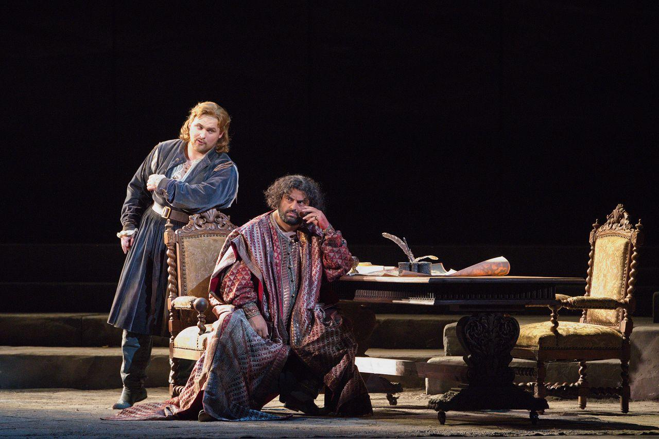 Опера «Отелло» в Музыкальном театре имени Станиславского и Немировича-Данченко фото 5