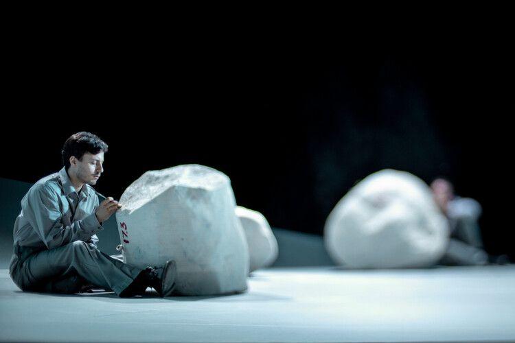 Спектакль «Спутники» в Театре на Таганке фото 2