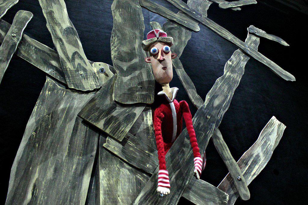 Спектакль «Царевна лягушка» в Московском театре кукол на Спартаковской фото 3