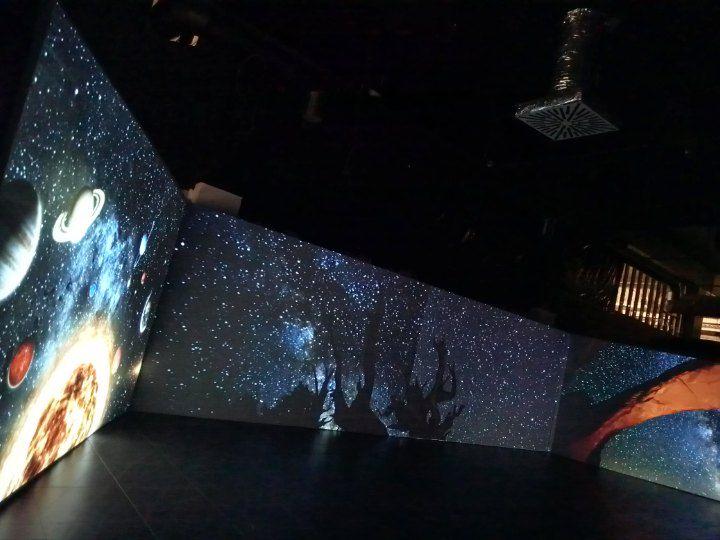 Мультимедийная выставка «Космос: от Галилея до Илона Маска» фото 2