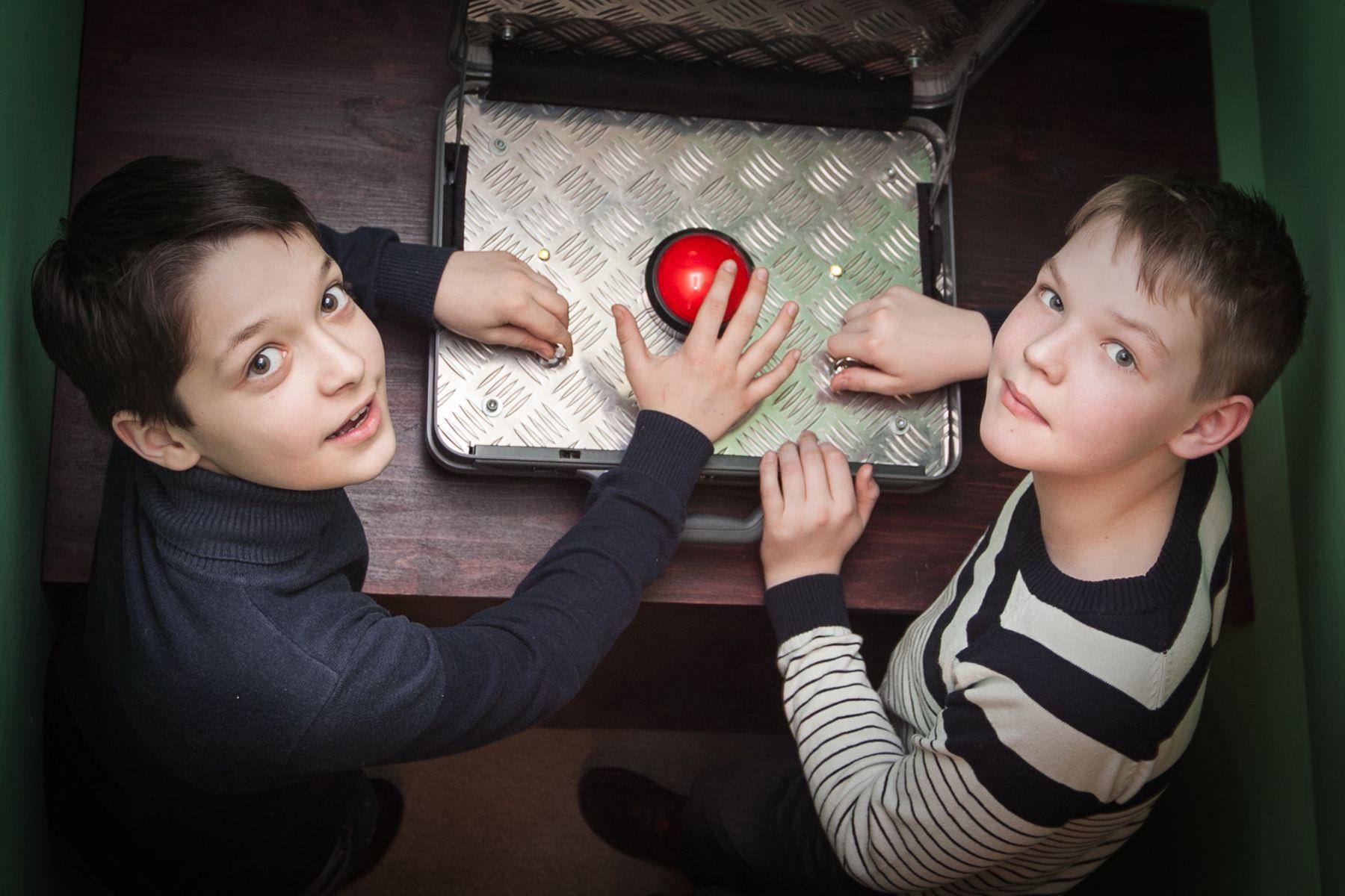 Новогодние праздники с квестами от компании «Кубикулум» фото 4