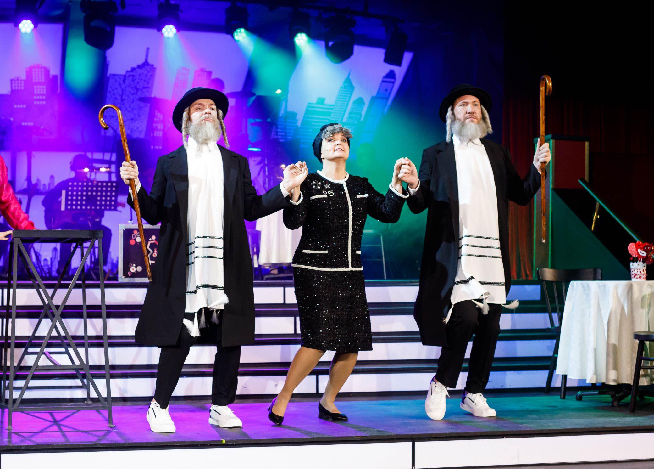 Мюзикл за столиками «День влюблённых» в Театре МДМ фото 7
