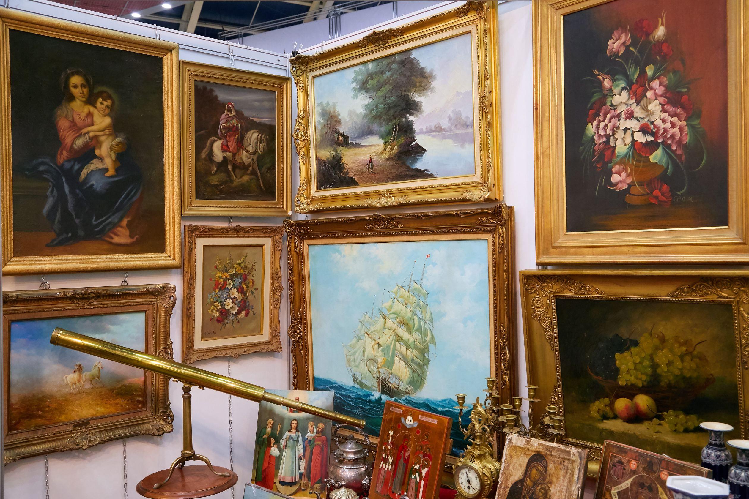 Выставка-ярмарка «Блошиный рынок»