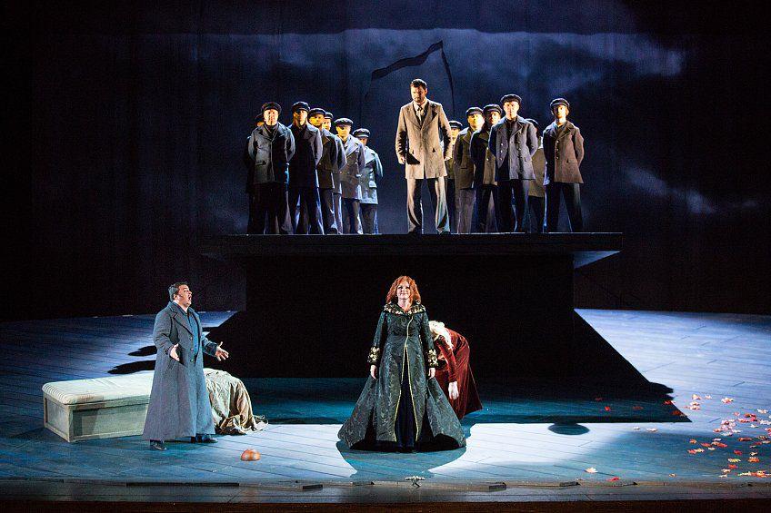 Спектакль «Тристан и Изольда» Р. Вагнера в Театре «Новая Опера» фото 4