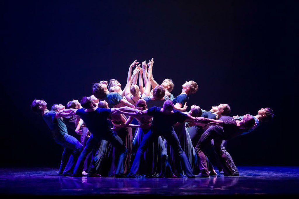 балет «Реквием» в постановке Театра Бориса Эйфмана