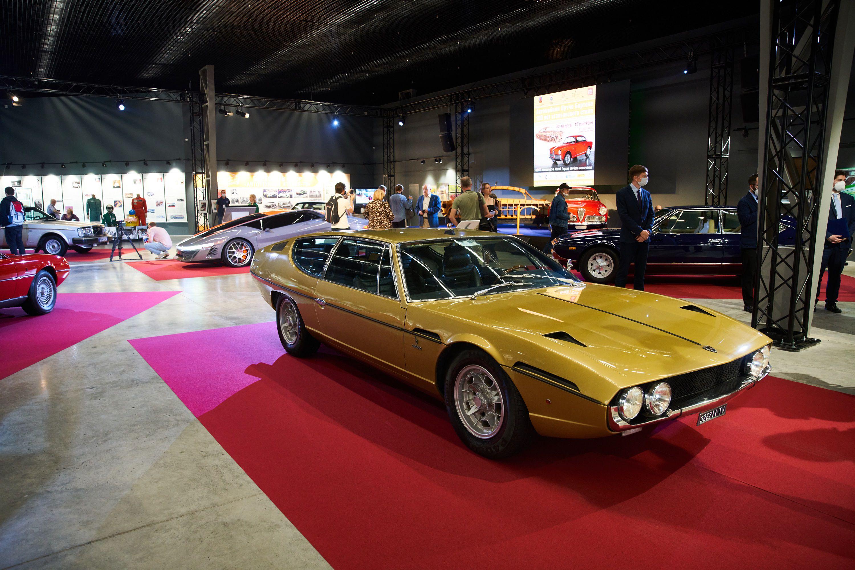Выставка «Автомобили Нуччо Бертоне — 100 лет итальянского стиля» фото 1