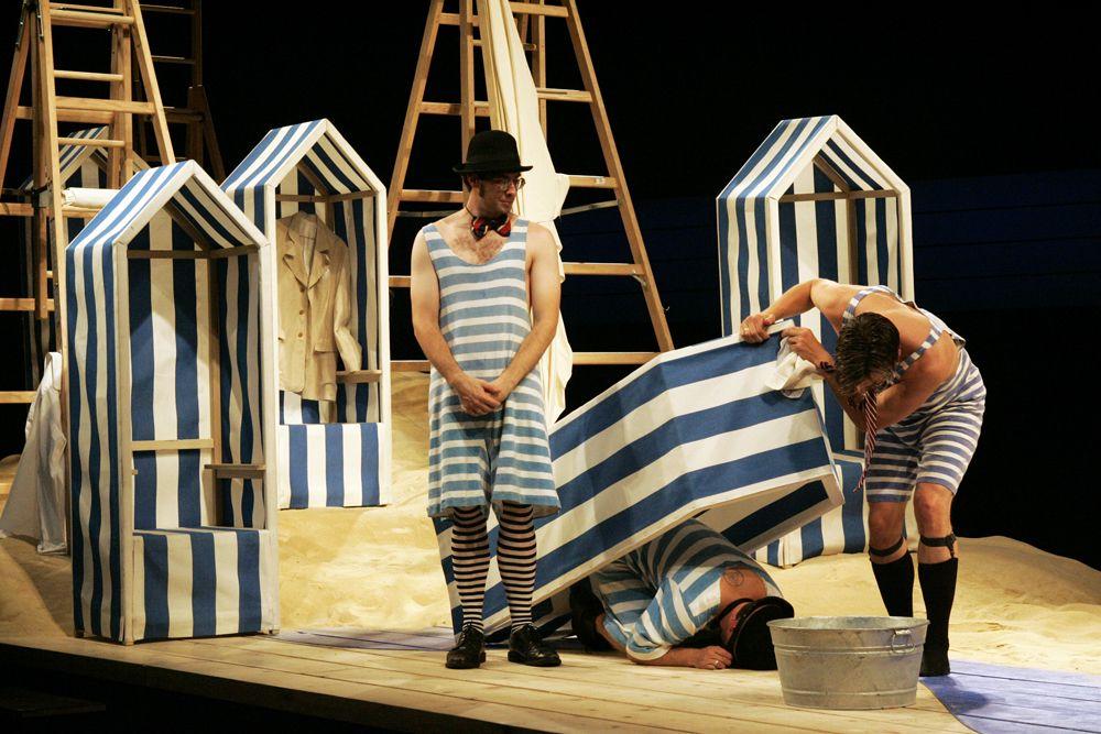 Спектакль «Дама с собачкой» в Московском театре юного зрителя фото 3