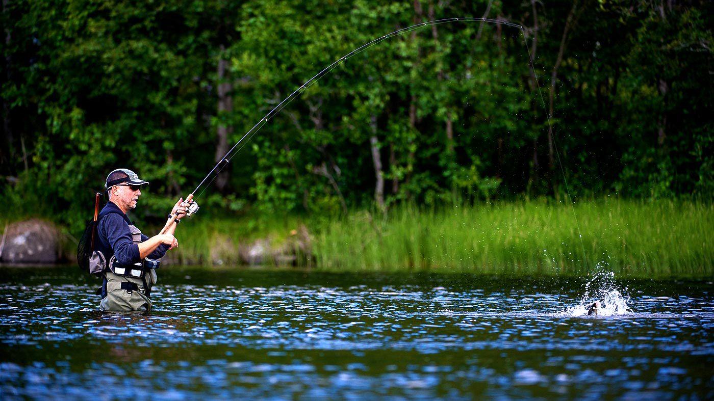"""С 1 января 2019 года вступят в силу новые правила рыбалки"""""""