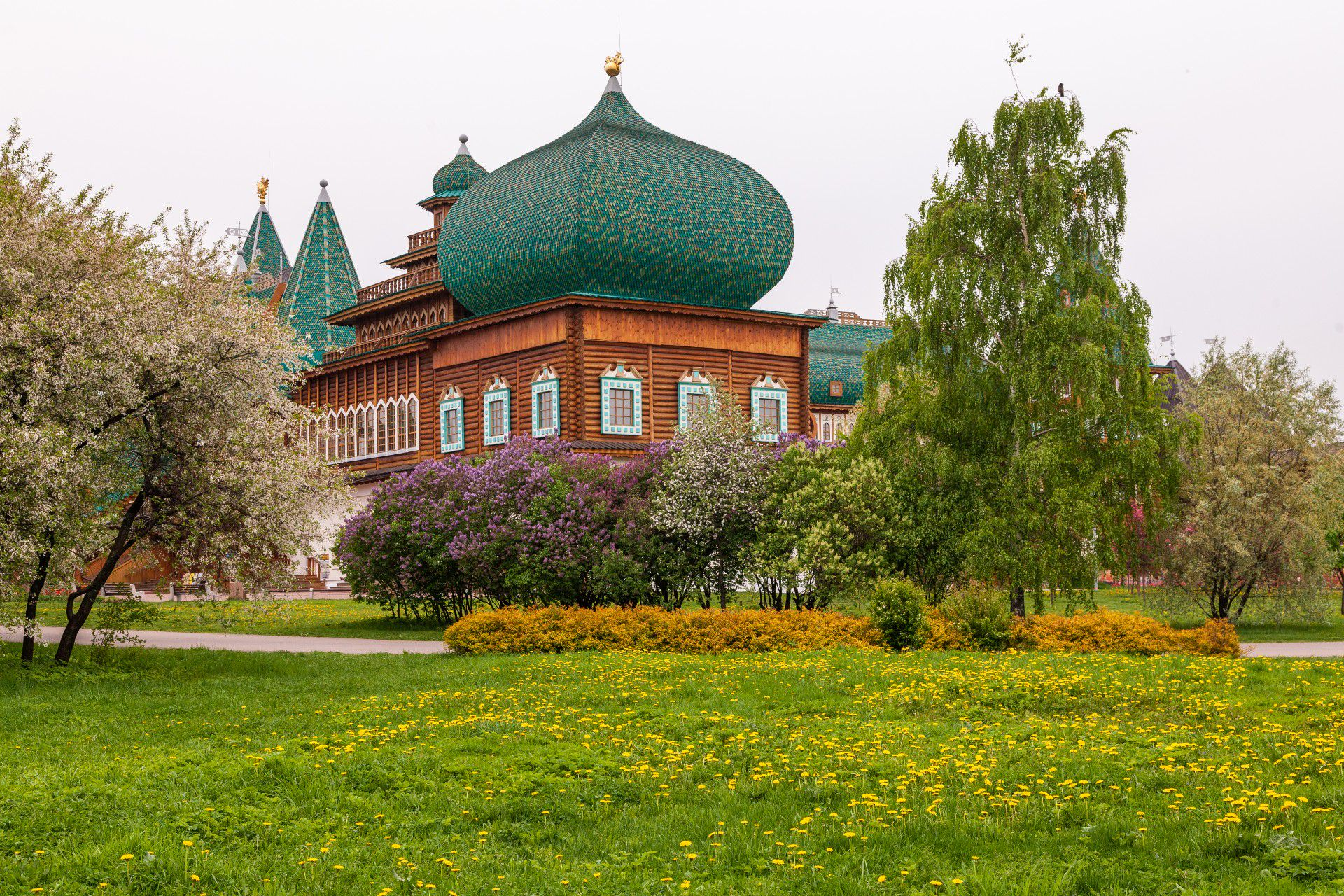 Экскурсия «В гостях у царя Алексея Михайловича в Коломенском» фото 1