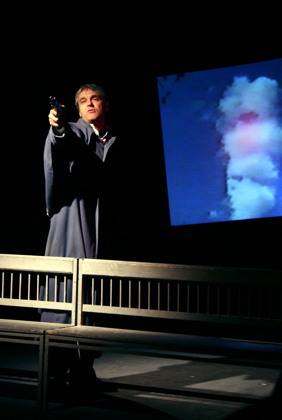Спектакль «Повести Белкина» в Театре имени А. С. Пушкина фото 3