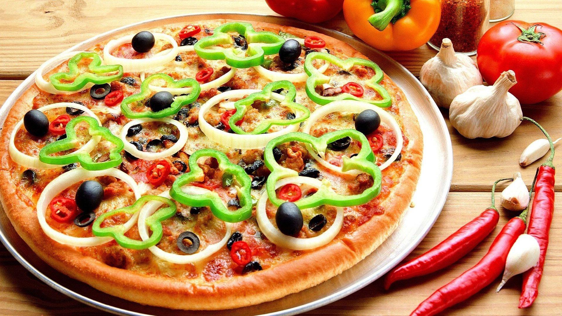 сочная пицца загрузить