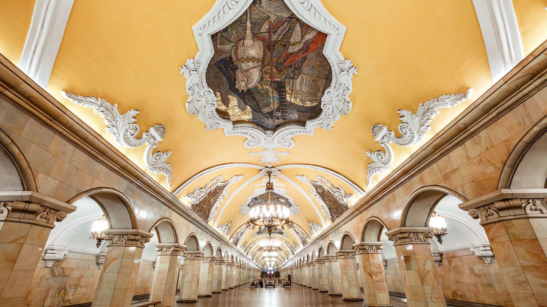 фото станций метро москвы внутри с названиями испуганные