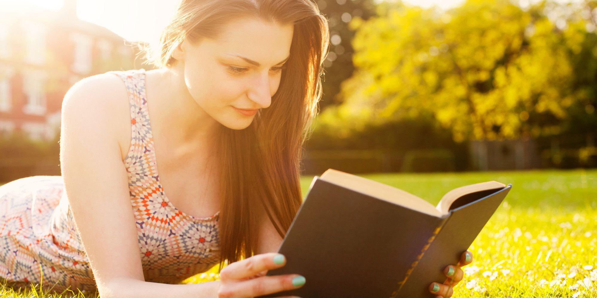 Reading classics teens