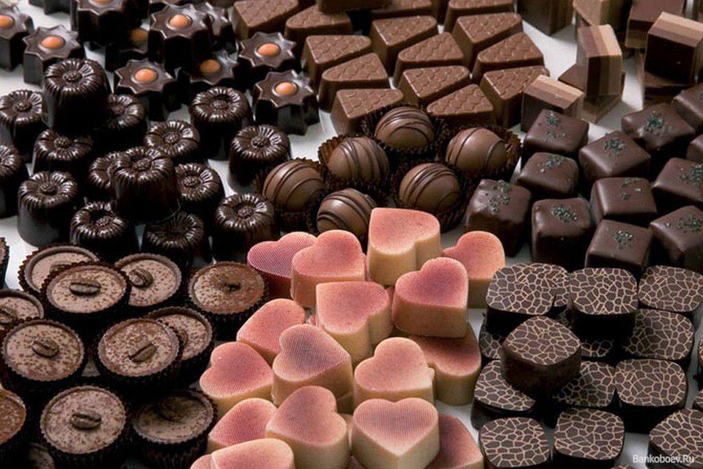 3 шоколада фото