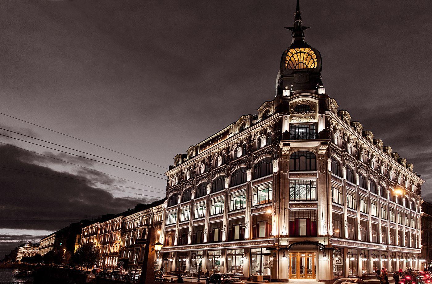 15082a76fd33 Лучшие торговые центры Санкт-Петербурга